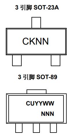 MCP1700T-3002丝印